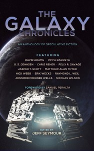 The Galaxy Chronicles - part of The Future Chronicles anthology series