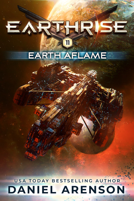 EARTH AFLAME